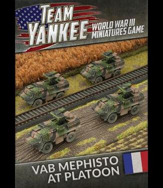 World War III Team Yankee VAB Mephisto Anti Tank Platoon