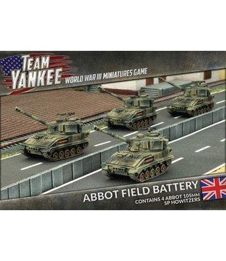 World War III Team Yankee Abbot Field Battery