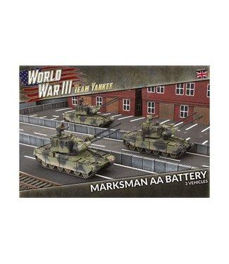 World War III Team Yankee Marksman AA Battery