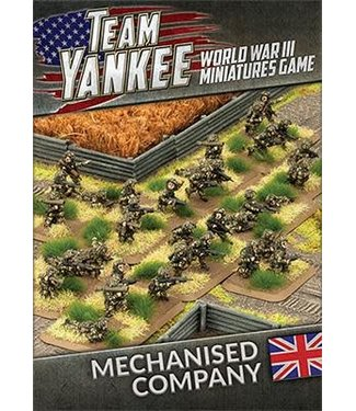 World War III Team Yankee Mechanised Company (UK)