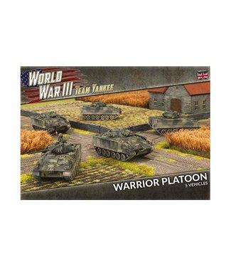 World War III Team Yankee Warrior Platoon (Plastic)