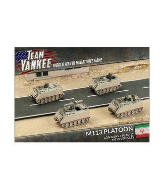 World War III Team Yankee M113 Platoon (Iran)