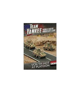 World War III Team Yankee VCR/TH HOT Anti-tank Platoon