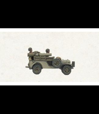 World War III Team Yankee Jeep (TOW) Platoon