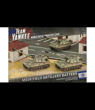 World War III Team Yankee M109 SP Artillery Battery