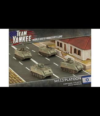 World War III Team Yankee M113 Platoon (Israel)