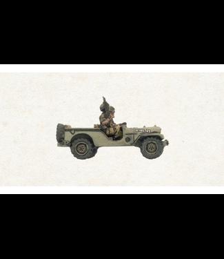World War III Team Yankee Recce Jeep Platoon