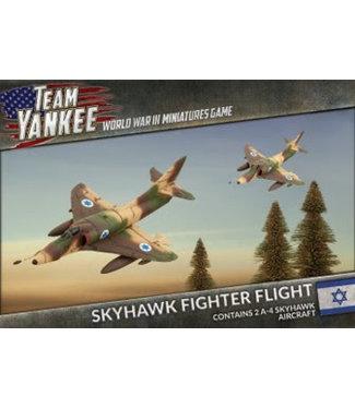 World War III Team Yankee Skyhawk Fighter Flight