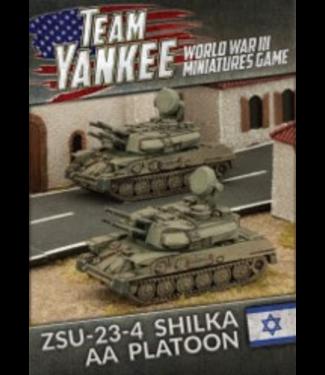 World War III Team Yankee ZSU-23-4 Shilka AA Platoon