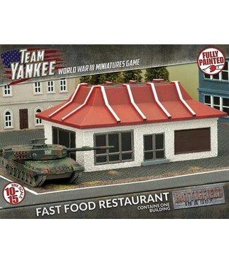 Flames of War Fast Food Restaurant