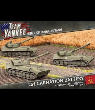 World War III Team Yankee 2S1 Carnation