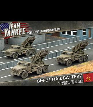 World War III Team Yankee BM-21 Hail