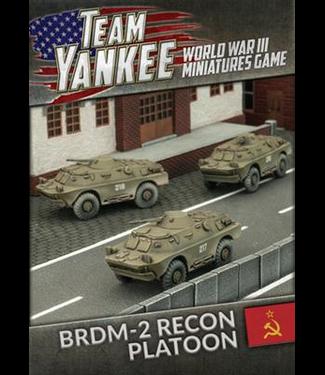 World War III Team Yankee BRDM-2 Recon Platoon