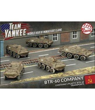 World War III Team Yankee BTR-60 Transport Platoon (Plastic)