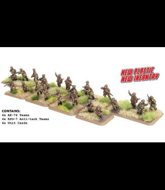 World War III Team Yankee Motor Rifle Platoon (Plastic)