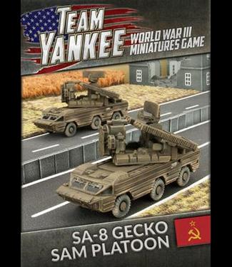 World War III Team Yankee SA-8 Gecko SAM Battery