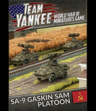 World War III Team Yankee SA-9 Gaskin SAM Platoon