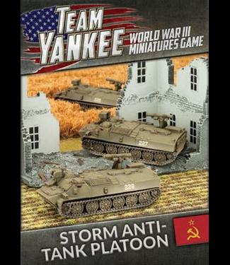 World War III Team Yankee Storm Anti-tank Platoon