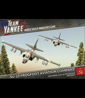 World War III Team Yankee SU-25 Frogfoot Aviation Company