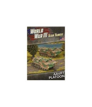 World War III Team Yankee AAVP7 Platoon