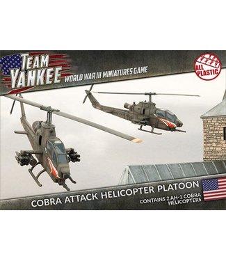 World War III Team Yankee AH-1 Cobra (Plastic)