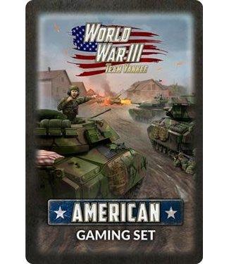 World War III Team Yankee American Gaming Tin (TY)