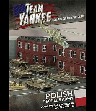 World War III Team Yankee Polish People's Army