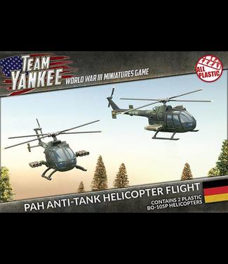 World War III Team Yankee BO-105P Anti-tank Helicopter Flight