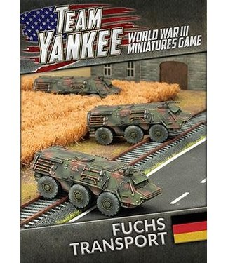 World War III Team Yankee Fuchs Transportpanzer