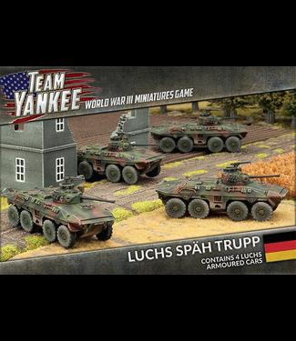 World War III Team Yankee Luchs Spah Trupp