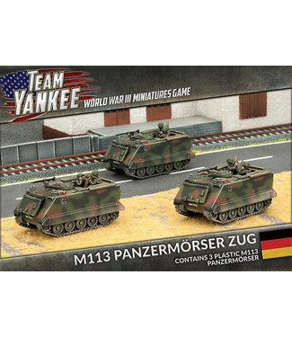 World War III Team Yankee M113 Panzermorser Zug