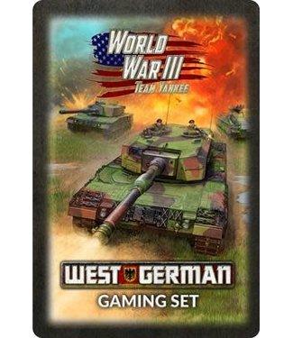 World War III Team Yankee West German Gaming Tin