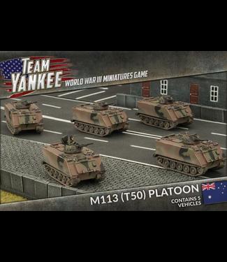 World War III Team Yankee M113 (T50) Platoon