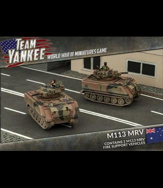 World War III Team Yankee M113 MRV