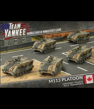 World War III Team Yankee M113 Platoon (Can)
