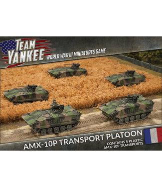 World War III Team Yankee AMX-10P Platoon