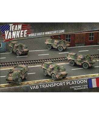 World War III Team Yankee VAB Transport Platoon