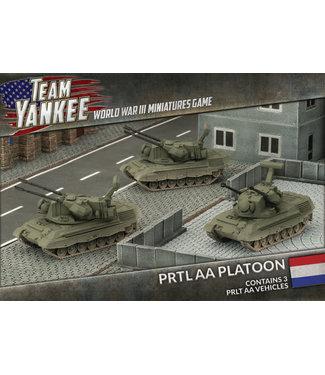 World War III Team Yankee PRTL AA Platoon