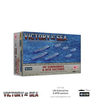 Victory at Sea IJN Submarines & MTB sections