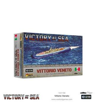 Victory at Sea Vittorio Veneto