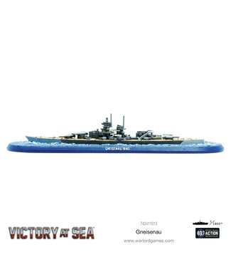 Victory at Sea Gneisenau