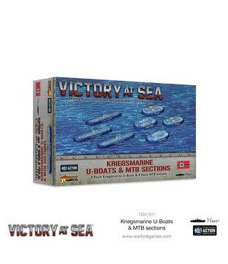 Victory at Sea Kriegsmarine U-Boats & MTB sections