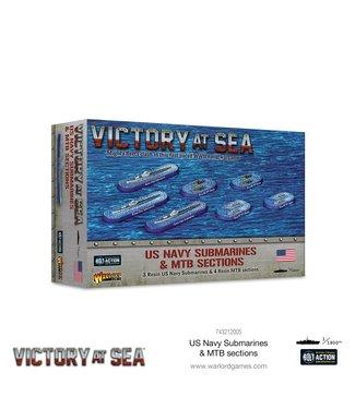 Victory at Sea US Navy Submarines & MTB sections