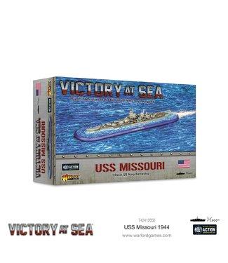 Victory at Sea USS Missouri