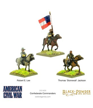 Epic Battles: ACW Pre-order: Epic Battles: ACW Confederate Command
