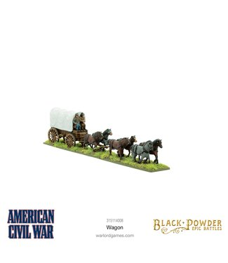 Epic Battles: ACW Pre-order: Epic Battles: ACW Wagon