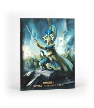 Age of Sigmar Battletome: Lumineth Realm-lords