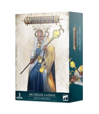 Age of Sigmar Broken Realms: Arcobalde Lazerne – Xintil War-Magi