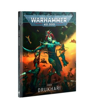 Warhammer 40.000 Codex: Drukhari