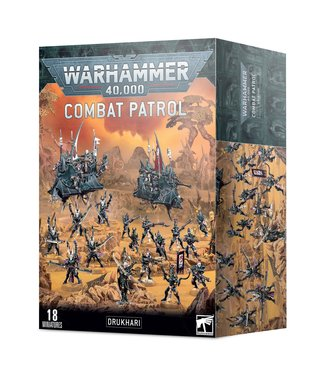 Warhammer 40.000 Combat Patrol: Drukhari